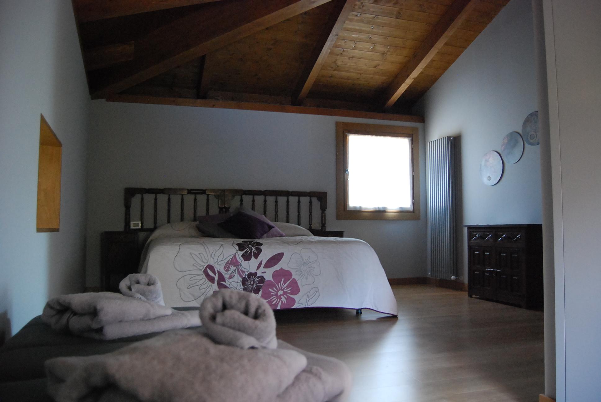 habitaciones - Casa Rural Harri Etxea