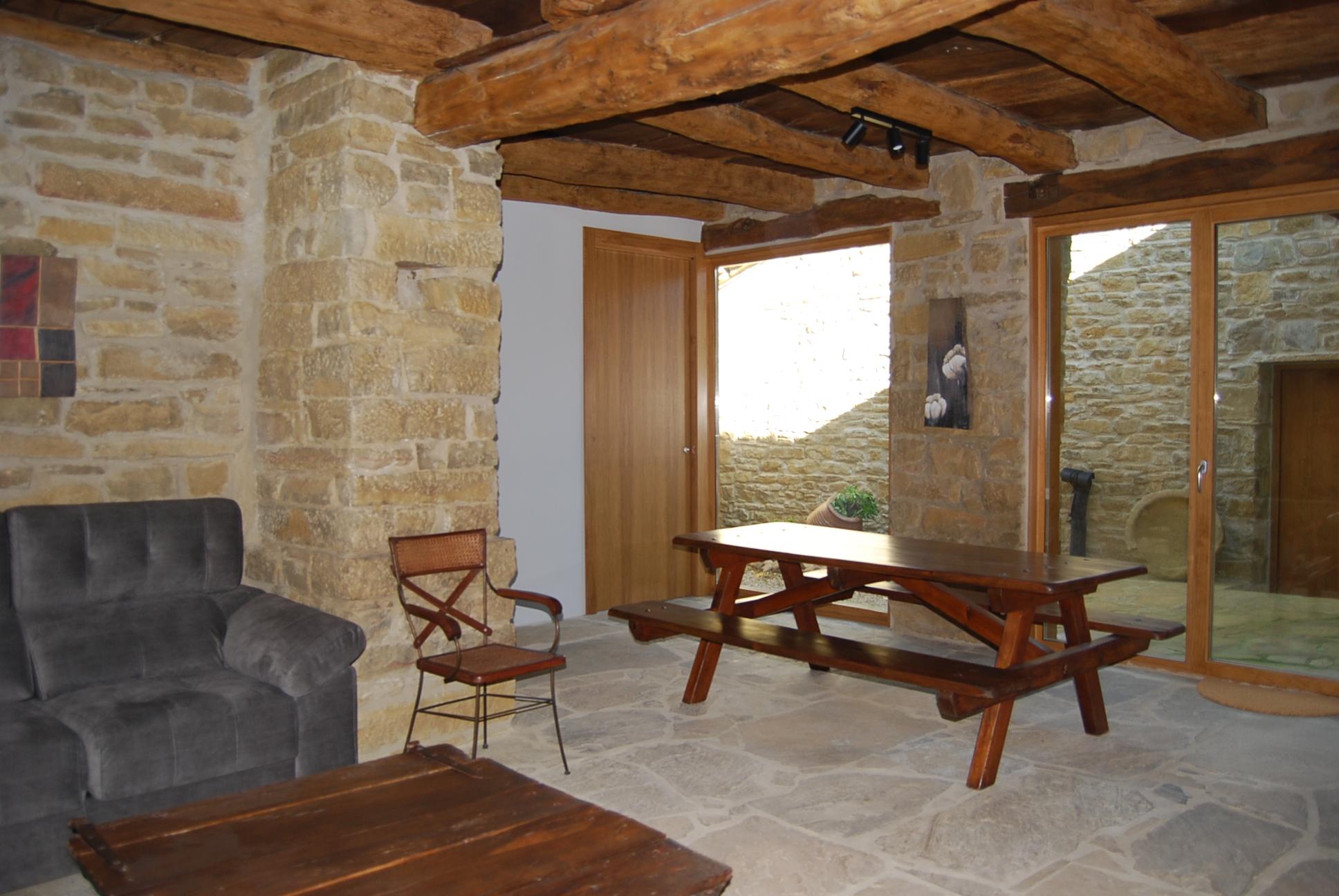 Interiores - Casa Rural Harri Etxea