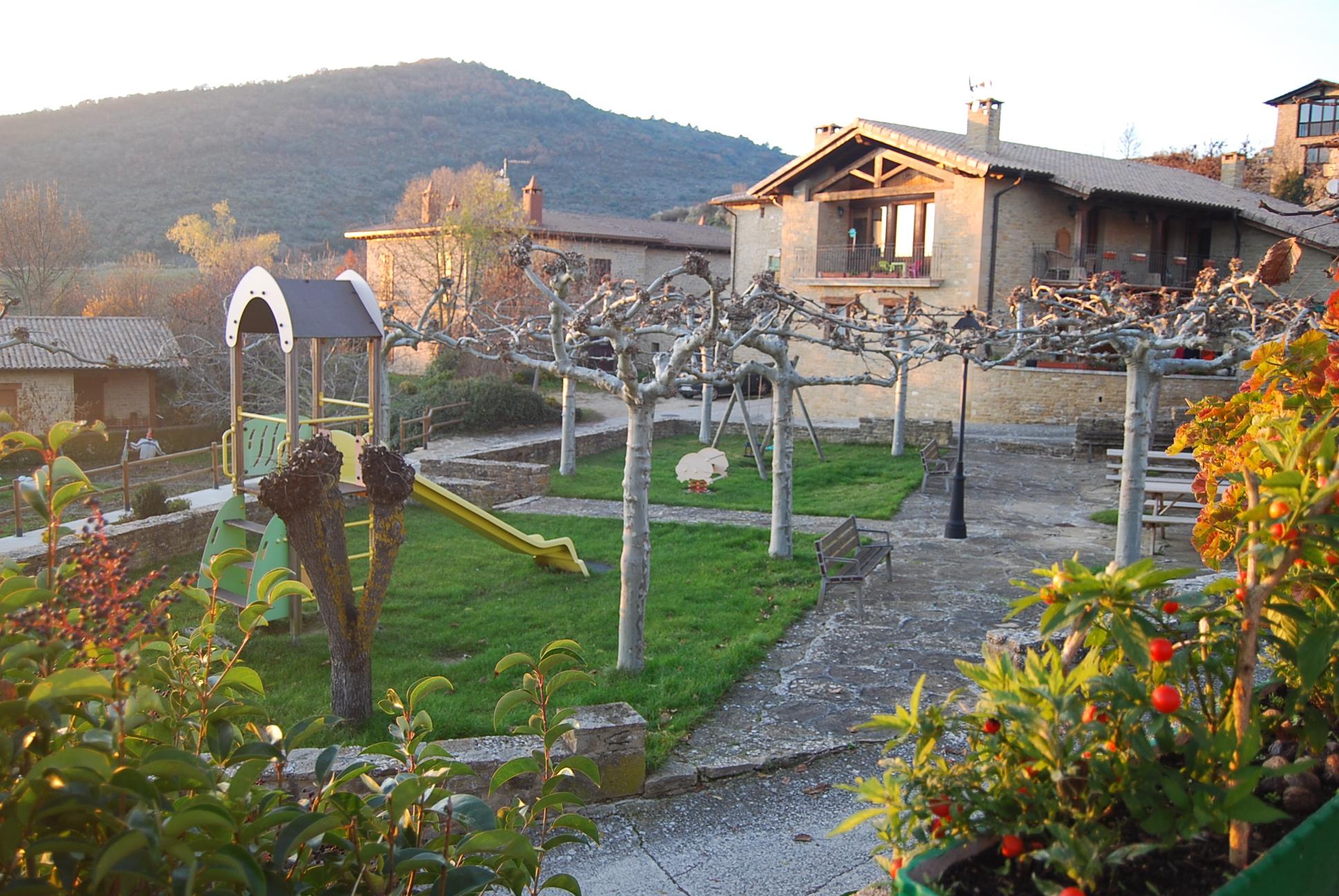 el entorno - Casa Rural Harri Etxea