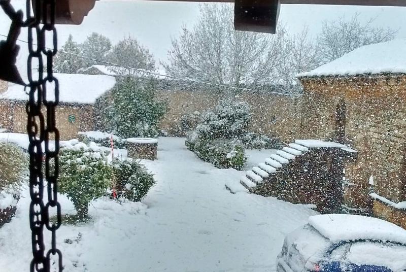 nieve iratxeta - Casa Rural Harri Etxea